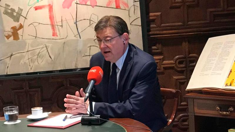 """Las mañanas de RNE con Íñigo Alfonso - Ximo Puig: """"Es muy importante que haya una mayoría sólida en el Parlamento"""" - Escuchar ahora"""