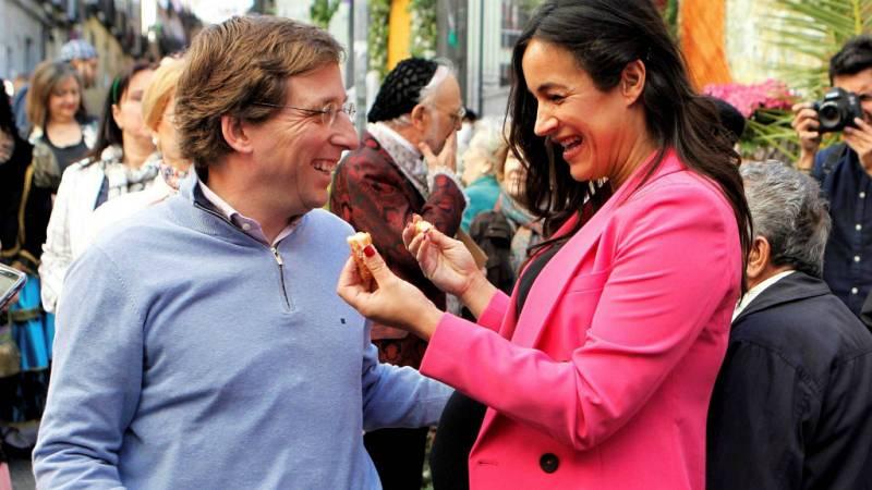 14 horas - Cs ofrece PP repartirse dos años el ayuntamiento de Madrid - Escuchar ahora