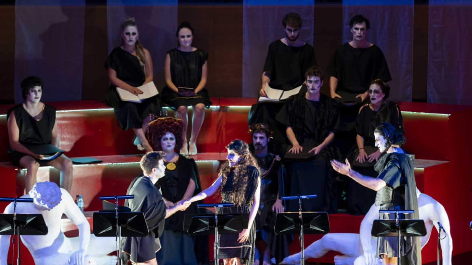 Artesfera - La nueva ópera 'Yo Claudio y Claudio el dios', llega al Auditorio Nacional - 13/06/19 - escuchar ahora