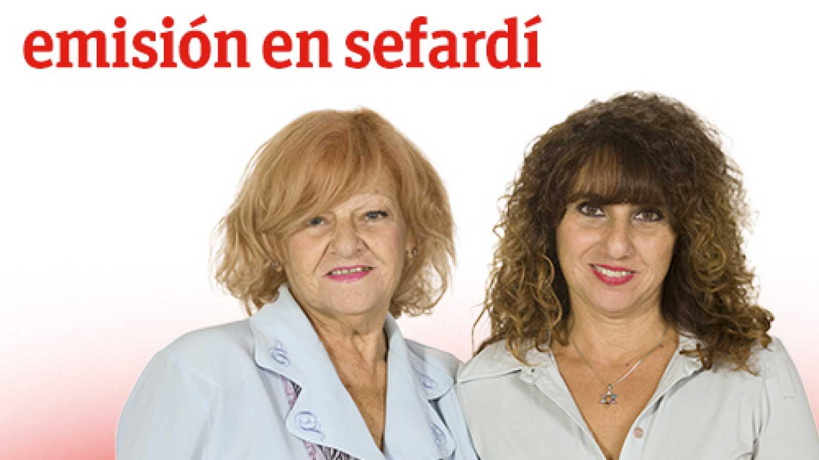 Emisión en sefardí - Historia, refranes, música y cocina sefardí - 16/06/19 - escuchar ahora