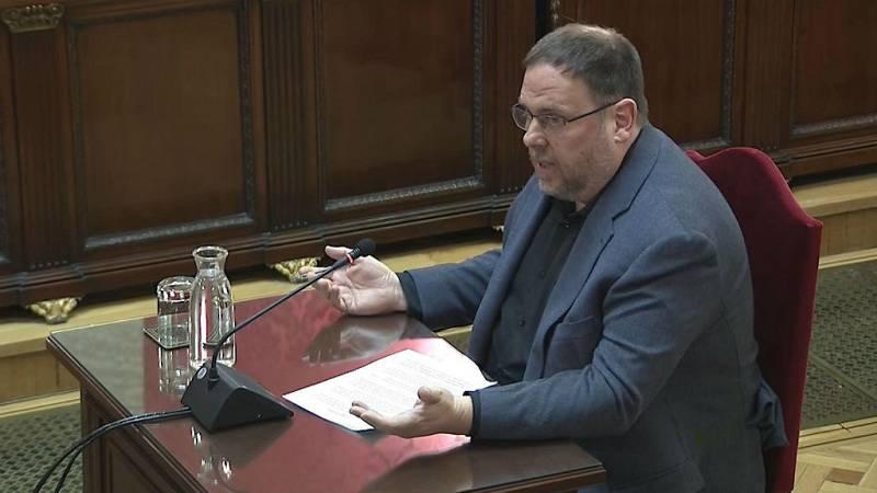Boletines RNE - El Supremo no permitirá a Junqueras tomar posesión como eurodiputado - escuchar ahora