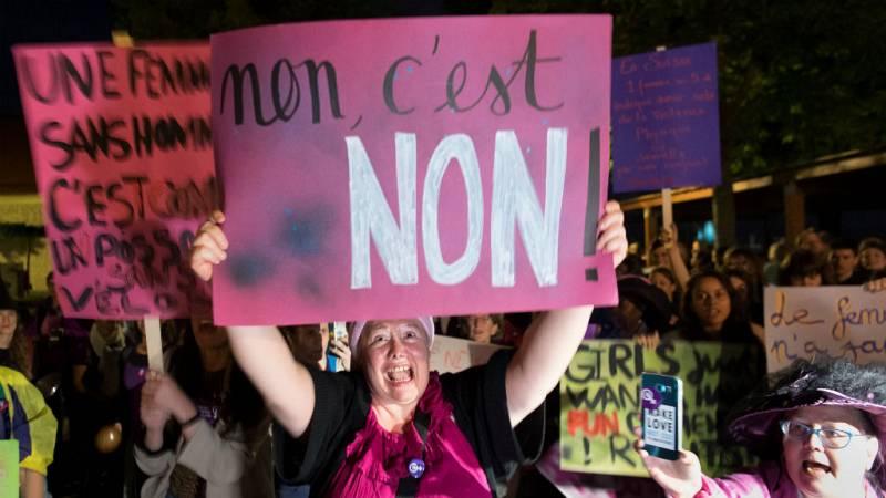 14 horas - Las mujeres reclaman en Suiza más igualdad y oportunidades - escuchar ahora