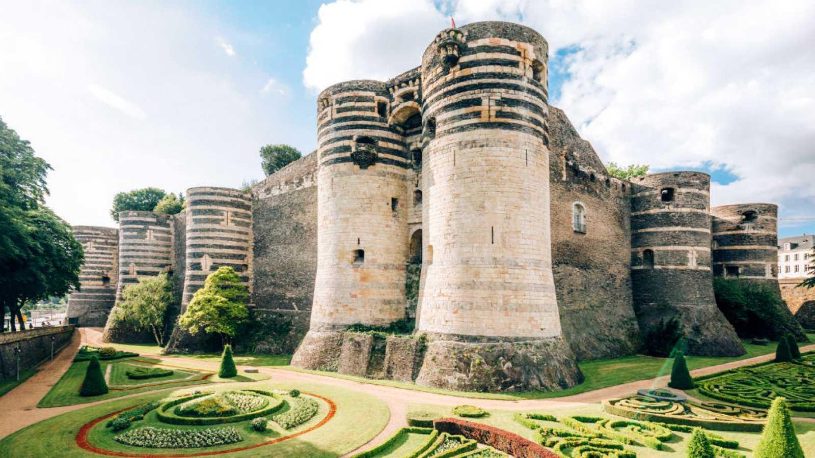 Nómadas - Angers: de ríos y castillos - 31/08/19 - Escuchar ahora