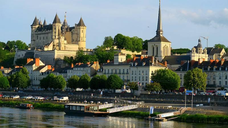 Nómadas - Saumur, una perla sobre el Loira - 01/09/19 - Escuchar ahora