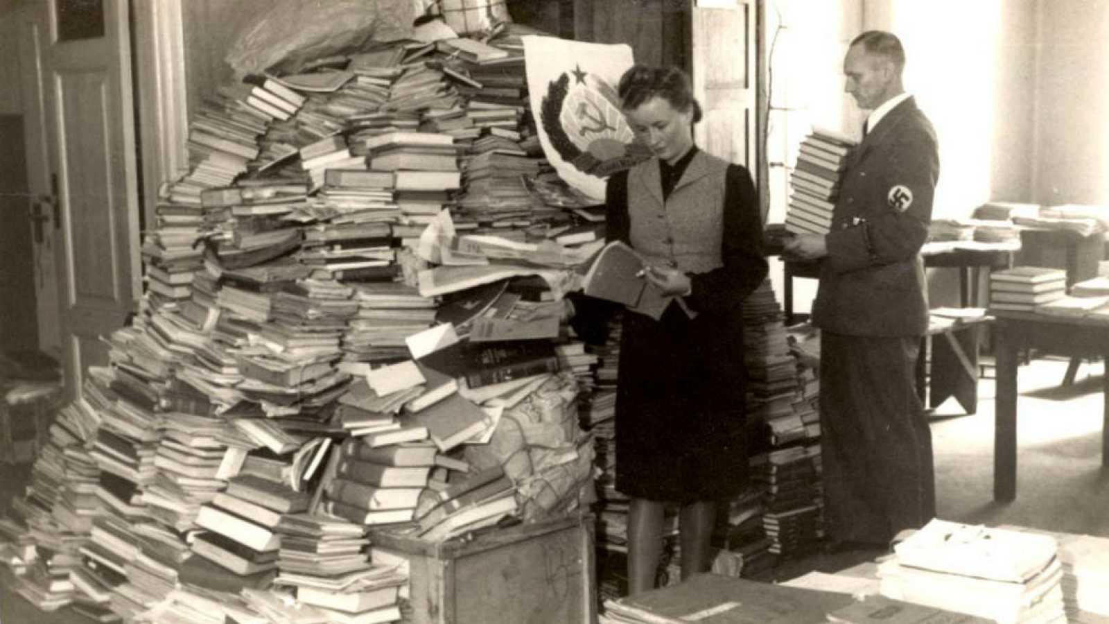 Mundo aparte - Devolver los libros expropiados por los nazis - 16/06/19 - Escuchar ahora