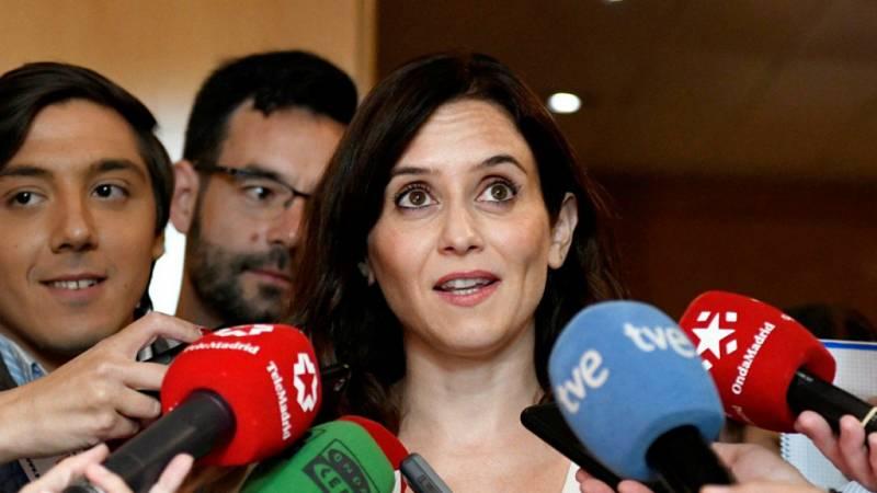 14 horas - El PP reconoce que prometieron concejalías a Vox en Madrid - Escchar ahora