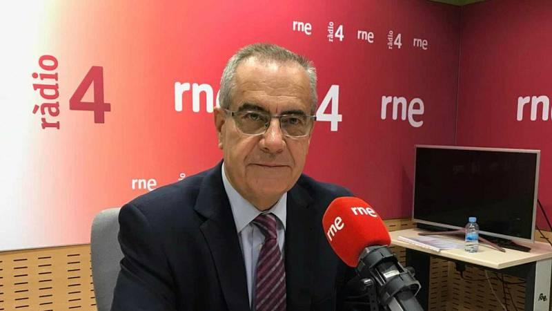 """24 horas - Celestino Corbacho: """"Me incorporo como independiente al grupo de Ciudadanos"""" - Escuchar ahora"""