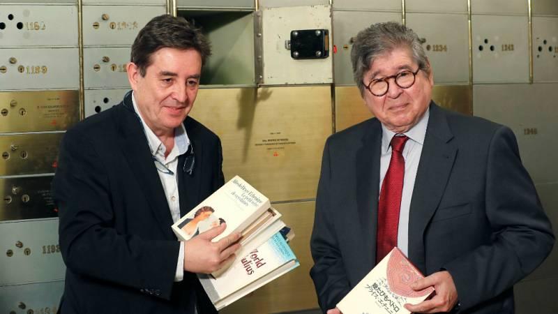 Las mañanas de RNE con Íñigo Alfonso - Alfredo Bryce Echenique deposita un legado en la Caja de las Letras - Escuchar ahora