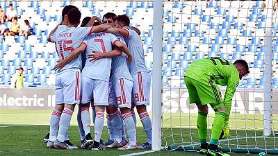 Tablero deportivo - Los goles del España 2 Bélgica 1 - Escuchar ahora