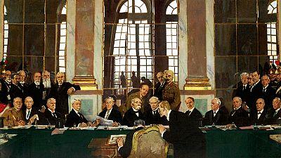 Versalles, 1919, una paz para una nueva guerra - Escuchar ahora
