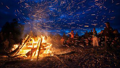 Memoria de delfín - Noche de San Juan: hogueras y otros rituales - 22/06/19 - escuchar ahora