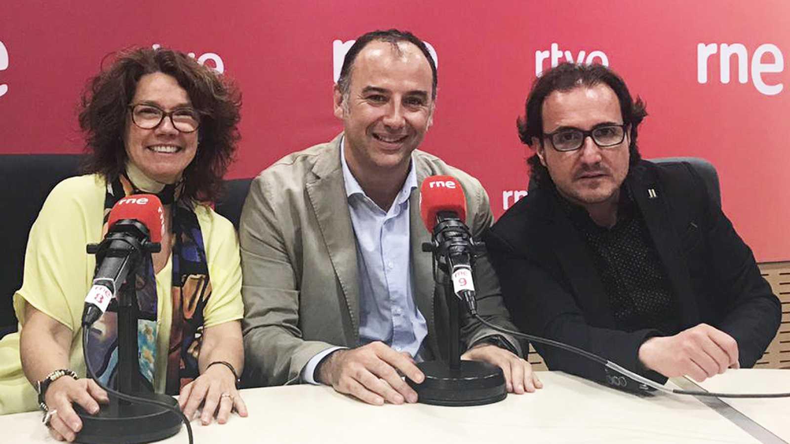 "Club 21 - ""The Collider connecta talent científic i talent emprenedor""(Oscar Sala)"
