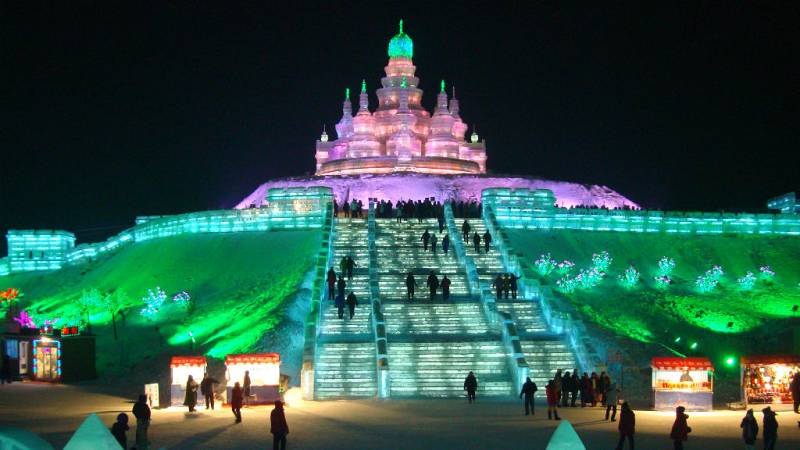 Nómadas - Harbin, la capital del hielo - 22/06/19 - Escuchar ahora