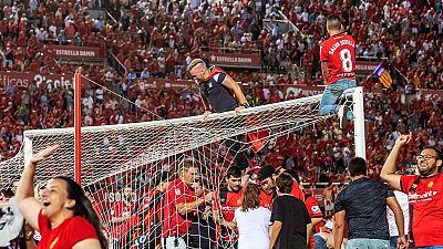 El ascenso del Mallorca en Tablero Deportivo - Escuchar ahora