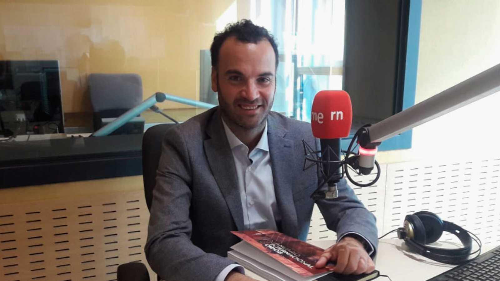 Las mañanas de RNE con Íñigo Alfonso - La geopolítica mundial en el Anuario 2018 del CIDOB - Escuchar ahora