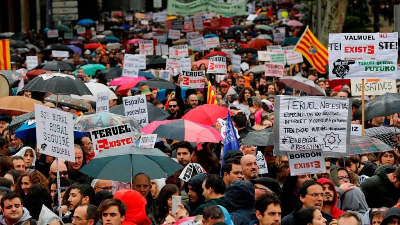 Boletines RNE - La treintena de plataformas de la España vaciada se unen para tener una voz fuerte y propia - Escuchar ahora