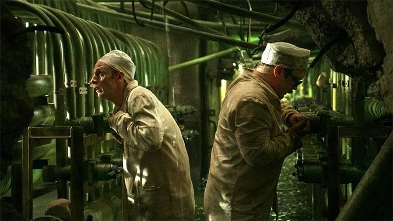 Enserie con Paloma Cortina - Enserie: Chernobyl - 01/07/19
