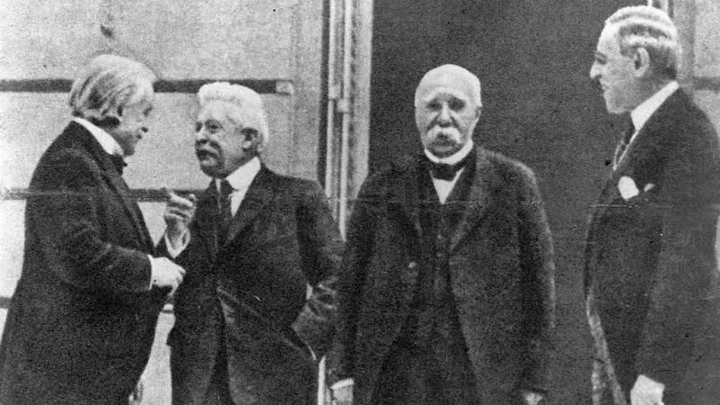 Cien años del Tratado de Versalles - Escuchar Ahora