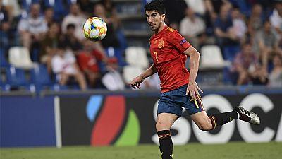 Tablero deportivo - Los goles del Francia 1 España 4 sub 21 - Escuchar ahora