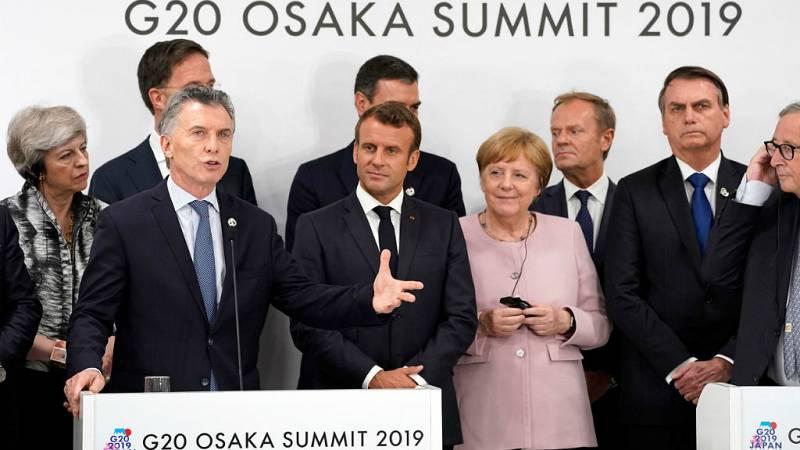 La UE supera temores en agricultura y cierra otro hito comercial con Mercosur - Escuchar ahora