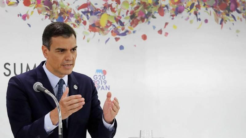 14 horas fin de semana - Sánchez quiere un Gobierno en julio y carga presión contra Iglesias - Escuchar ahora