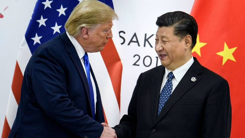 14 horas fin de semana - Trump y Xi acuerdan una nueva tregua en su guerra comercial - Escuchar ahora