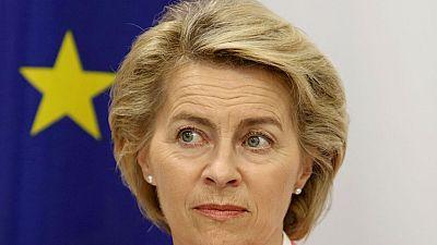 Las mañanas de RNE con Íñigo Alfonso - Úrsula von der Leyen, primera mujer al frente de la Comisión Europea - Escuchar ahora