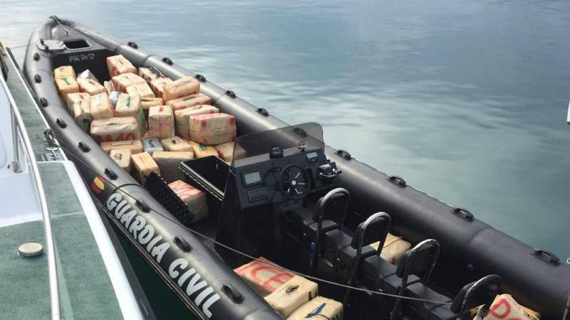 14 horas - Detenido un capitán de la Guardia Civil de Algeciras por trabajar para el narco - Escuchar ahora
