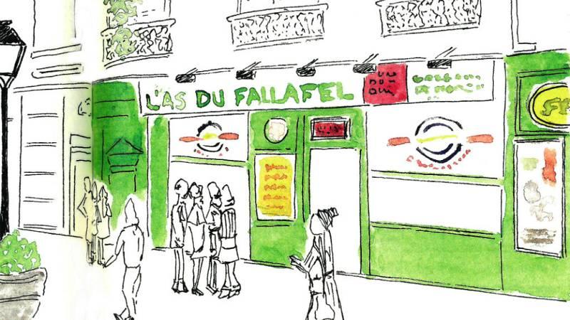 Nómadas - París para 'flâneurs' - 06/07/19 - Escuchar ahora