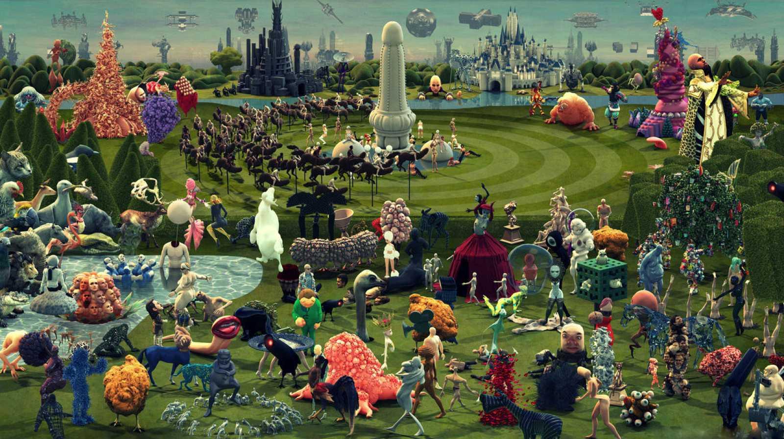 Venga la vida - El jardín de los delirios - 20/07/19 - escuchar ahora