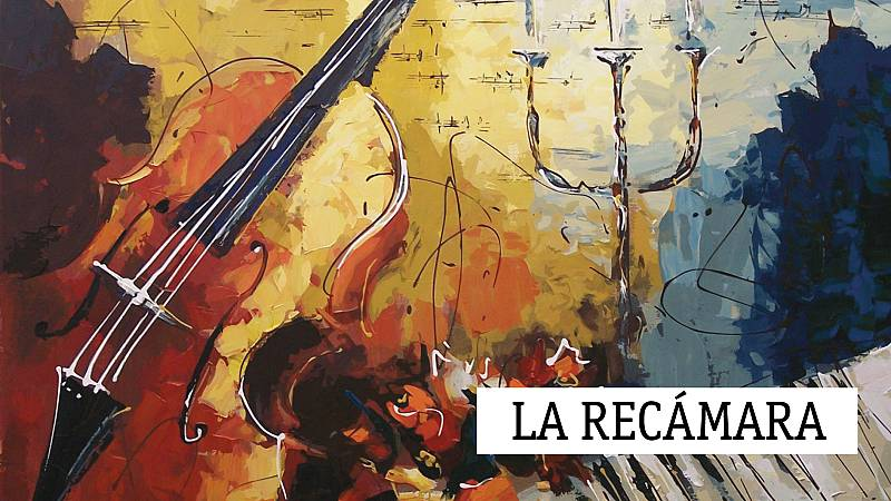 La Recámara - Brahms para clarinete - 05/07/19 - escuchar ahora