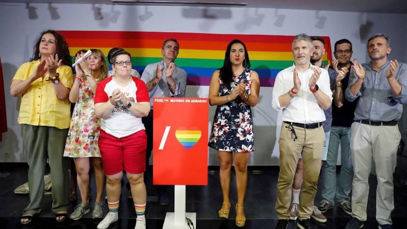 14 horas fin de semana - Marlaska insta a luchar contra la derecha que quiere limitar derechos LGTBI - Escuchar ahora