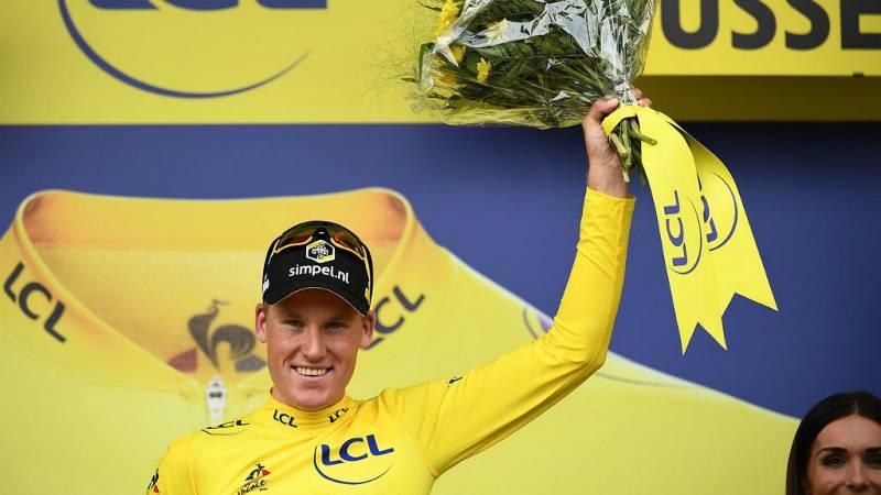 Tablero Deportivo - El neerlandés Teunissen, primer líder del Tour tras ganar al esprint - Escuchar ahora