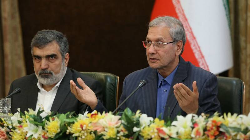 """14 horas fin de semana -  La UE se declara """"extremadamente preocupada"""" por el aumento del enriquecimiento de uranio iraní - Escuchar ahora"""