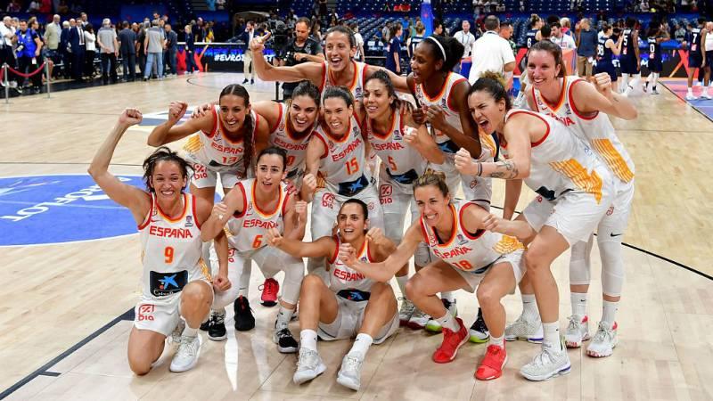 Tablero Deportivo - España por cuarta vez campeona de Europa en baloncesto y vuelve a hacer historia - Escuchar ahora