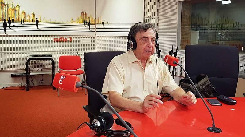 Discópolis 10.617 - J.M.R. 'Rodri', 40 años de Radio 3 - 08/07/19 - escuchar ahora
