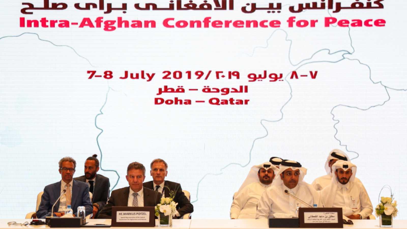 Cinco Continentes - Conversaciones sobre el futuro de Afganistán en Qatar - Escuchar ahora