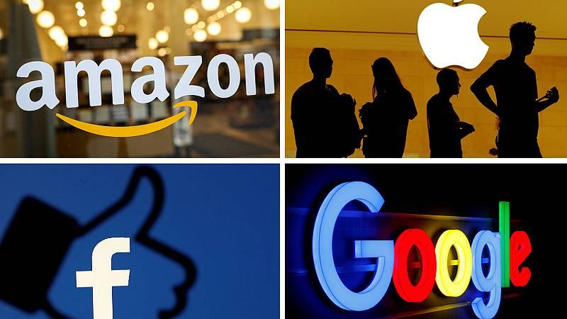 Francia aprueba la tasa sobre los gigantes digitales  - Escuchar ahora