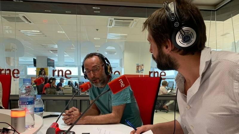 Oxiana - José Naranjo | Entrevista - Escuchar ahora