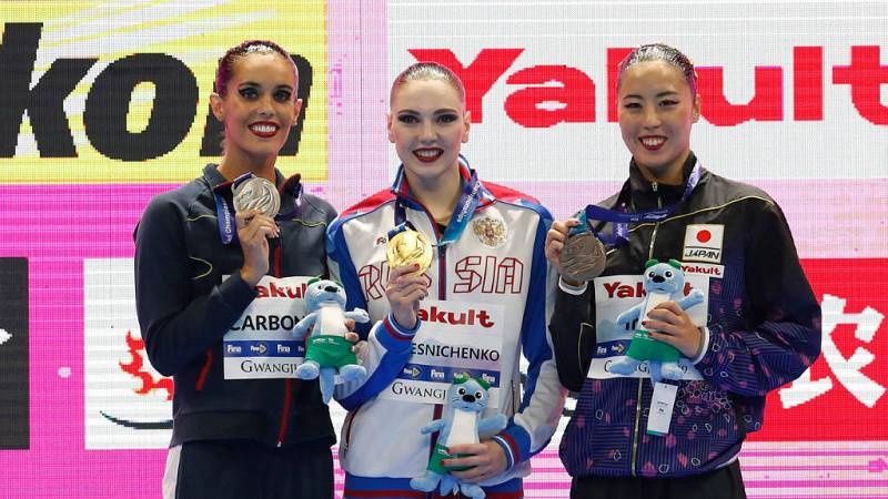 Ona Carbonell, plata en solo técnico, se cuelga su 21 medalla mundialista - Escuchar ahora