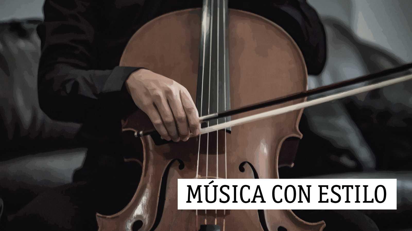 Música con estilo - Música y palabra en Tomás Luis de Victoria - 14/07/19 - escuchar ahora