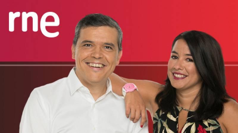 Las mañanas de RNE con Alfredo Menéndez - Segunda hora - 15/07/19 - escuchar ahora