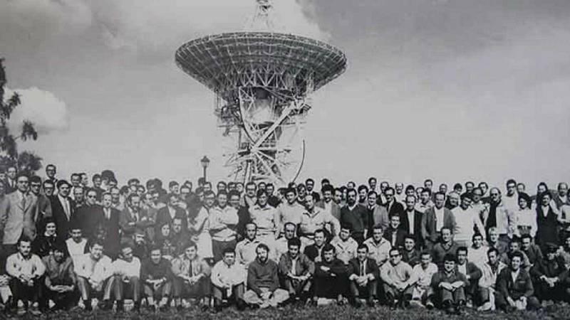Las mañanas de RNE - La importancia de los centros de control españoles en la llegada a la Luna - Escuchar ahora