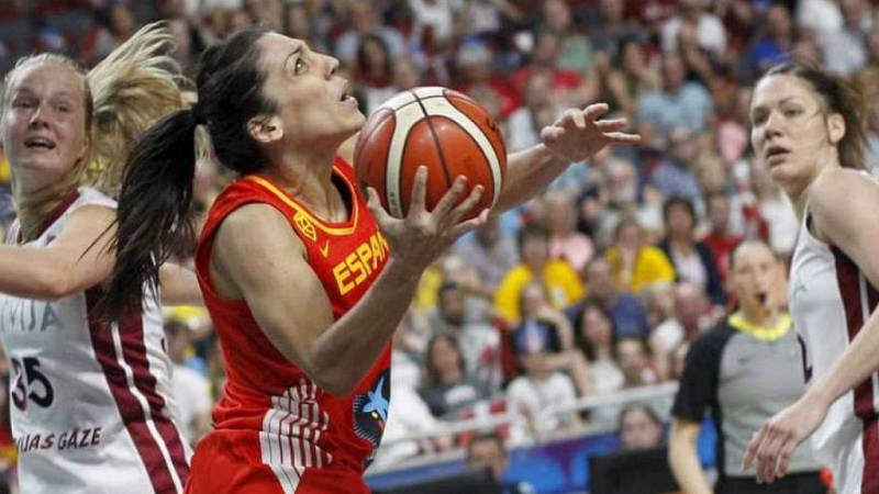 "Radiogaceta de los deportes - Cristina Ouviña ""España merecía el Eurobasket de 2021"" - Escuchar ahora"