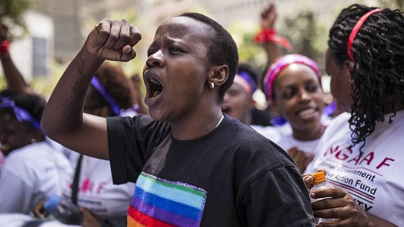 Equilibristas - La mujer Barbuda - Mujeres LBQ en Kenia - 07/07/19