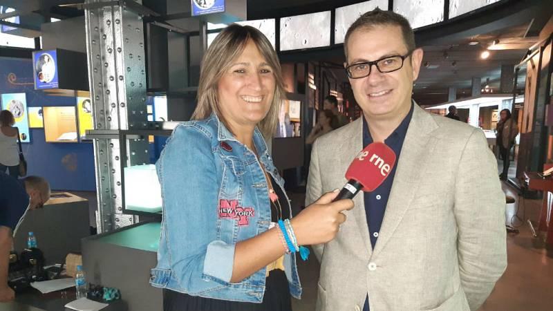 Todo Noticias - Mañana - Visitamos la exposición 'De Madrid a la Luna' de la Fundación Telefónica - Escuchar ahora