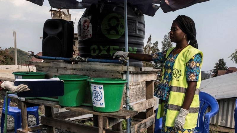 24 horas - La OMS declara emergencia sanitaria internacional por el brote de ébola - Escuchar ahora