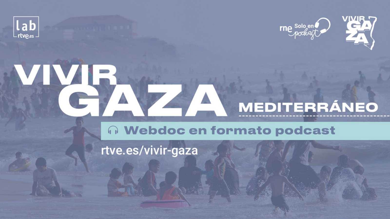 Cristina Sánchez presenta su podcast 'Vivir Gaza' - Escuchar ahora