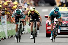 Tablero deportivo - Tour de Francia 2019 | Etapa 12: Simon Yates gana la etapa, Pello Bilbao segundo y sin ataques entre los favoritos