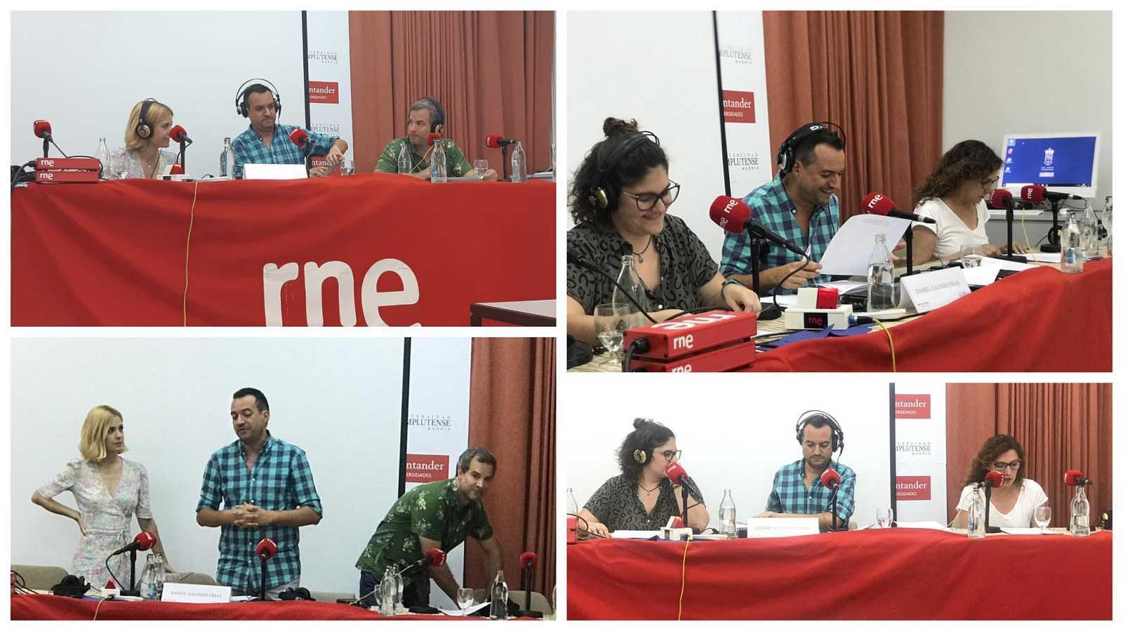 La Sala - Los entresijos de La sala desde los Cursos de Verano de la Complutense en San Lorenzo de El Escorial - 21/07/19 - escuchar ahora